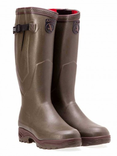 Aigle ISO 2 Neoprene Lined Welly Boots