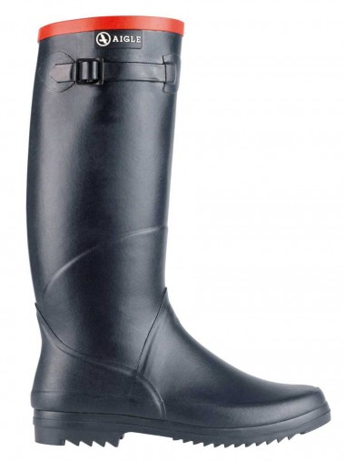 Aigle Chantebelle Welly Boot - Navy
