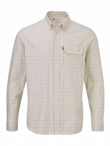 Aigle Huntjack Checked Country Shirt