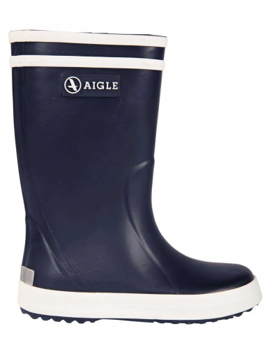 Aigle Kids Welly Boot - Lolly Pop Marine