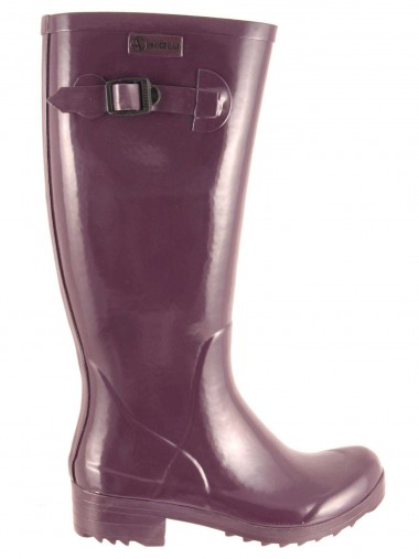 Aigle Brillantine Glossy Welly Boot