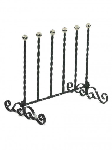 Iron Welly Boot Rack - 3 pairs