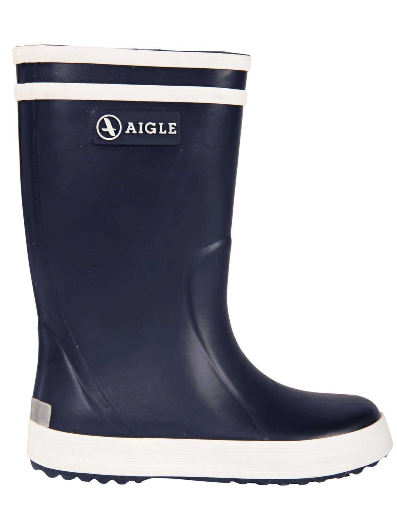 2df0e0fdc Aigle Kids Welly Boot - Lolly Pop Marine