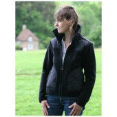 Aigle Polartec 'Lancelot' Fleece Jacket - Noir