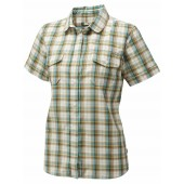 Aigle Short Sleeve Ligny Shirt with UV Resistance