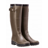 The Aigle Benyl XL Welly Boot, Kaki