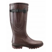Aigle Parcours 2 ISO Neoprene Lined Boot - Brown