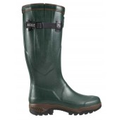 Aigle Parcours 2 Iso Neoprene Lined Boot - Dark Green