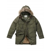 Aigle Mens Downtown Gore-Tex Jacket