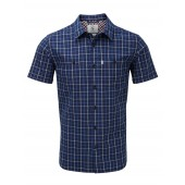 Aigle Ruger Short Sleeved Cotton Shirt