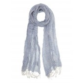 Alayas Cotton and Linen Summer Scarf from Aigle