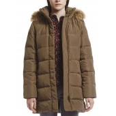 Aigle Downshine Jacket - Havane