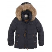 Aigle Oldhaveny Women's Duck Down Insulated Jacket - Night (Navy)