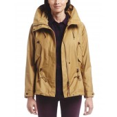 Aigle Retrostare Fishtail Parka - Antic Bronze