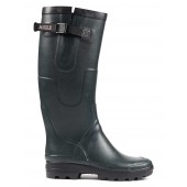 Aigle Benyl Vario Welly Boot - Bronze