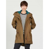 Aigle 'Lithop' Brokfielder Long Fishtail Parka
