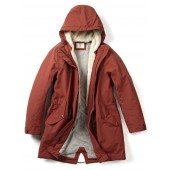 Tomette, Women's Aigle Trendfish Waterproof Fishtail Parka