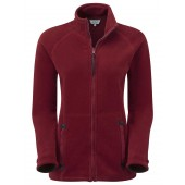Burgundy, Aigle Inglisa Fleece Jacket
