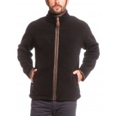 Night Blue, Aigle Men's Garrano Fleece Jacket
