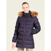 Aigle Rigdown Mid Length - Navy
