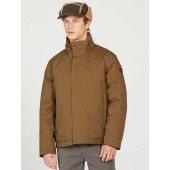 Aigle Men's Darbes Jacket Waterproof Jacket, Lithop