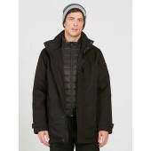 Aigle Mens Darbes Waterproof and Breathable with Integrated Quilted Jacket