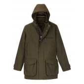 Aigle Courtal 3 in 1 Shooting Jacket, Bronze