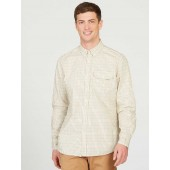Aigle New Natural Huntjack Checked Cotton Shirt
