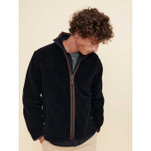 Aigle Garranoa Polartec 300 Fleece - Night Blue