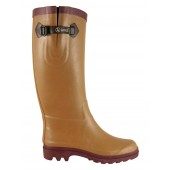 Aigle Aiglentine Ladies Boot - Noisette